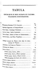 P. Virgilius Maro qualem omni parte illustratum tertio publicavit Chr: Volume 8