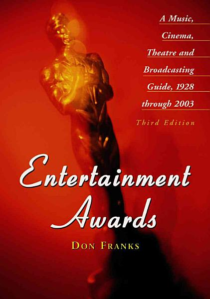 Download Entertainment Awards Book