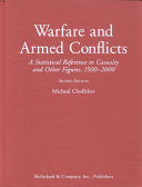 Warfare and Armed Conflicts