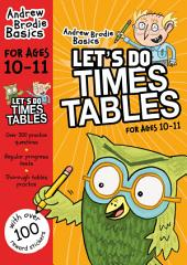 Let's do Times Tables 10-11