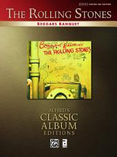 The Rolling Stones: Beggars Banquet: Authentic Guitar TAB Sheet Music Transcription