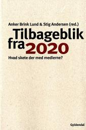 Tilbageblik fra 2020