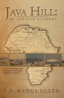 Java Hill  An African Journey PDF