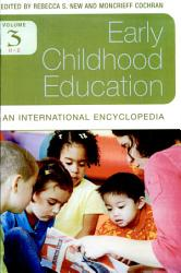 Early Childhood Education Book PDF