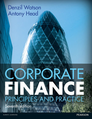 Corporate Finance PDF ebook 7th Edition