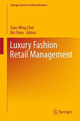 Luxury Fashion Retail Management