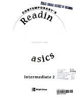 Reading Basics Intermediate 2, Workbook