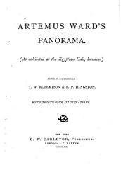 Artemus Ward S Panorama Book PDF