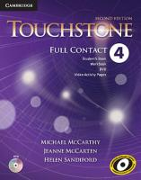 Touchstone Level 4 Full Contact PDF