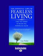 The Essential Laws of Fearless Living (Large Print 16pt)