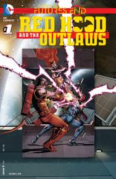 Red Hood and the Outlaws: Futures End (2014-) #1