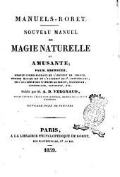 Nouveau manuel de magie naturelle et amusante par M. Brewster