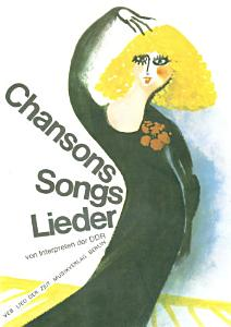 Chanson  Songs  Lieder von Interpreten der DDR PDF