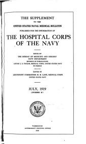 Hospital Corps Quarterly: Issues 10-15