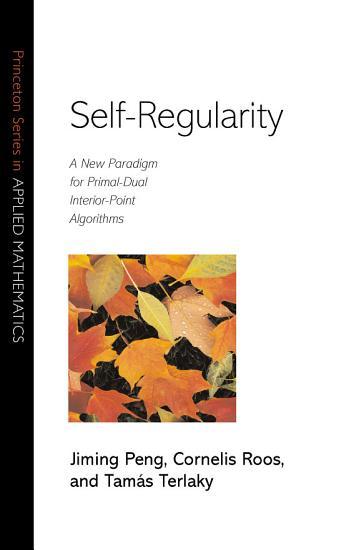 Self Regularity PDF