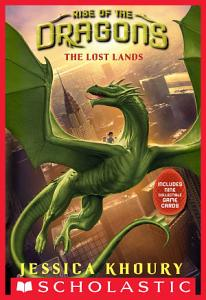 The Lost Lands  Rise of the Dragons  Book 2