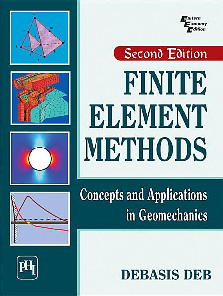 Finite Element Methods   Concepts and Applications in Geomechanics PDF