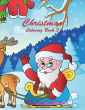Christmas Coloring Book 3