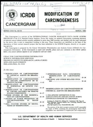 ICRDB Cancergram PDF