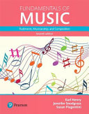 Fundamentals of Music Book