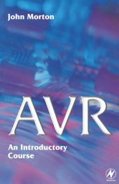 AVR: An Introductory Course