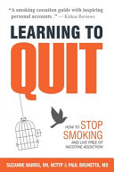 Learning to Quit