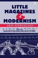 Download Little Magazines   Modernism Book