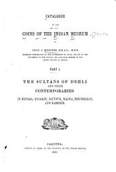 Catalogue of the Coins of the Indian Museum: Parts 1-2