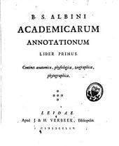 Academicae annotationes