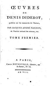 Œuvres de Denis Diderot