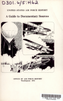 United States Air Force History PDF
