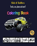 Kids and Toddlers Coloring Book