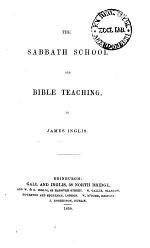 The Sabbath School and Bible Teaching
