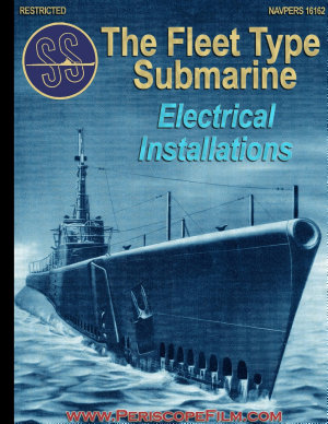 Submarine Electrical Installations