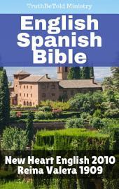 English Spanish Bibel: New Heart English 2010 - Reina Valera 1909