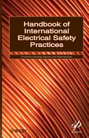 Handbook of International Electrical Safety Practices PDF
