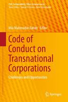 Code of Conduct on Transnational Corporations PDF