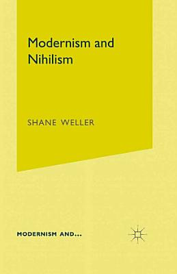 Modernism and Nihilism