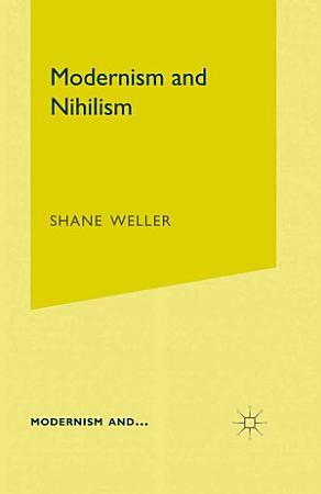 Modernism and Nihilism PDF