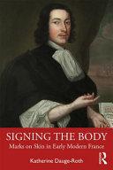 Signing the Body PDF