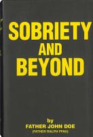 Sobriety and Beyond PDF