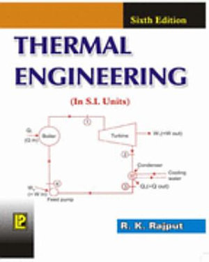 Thermal Engineering PDF