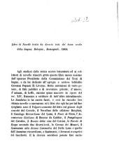 Libro di novelle tratte da diversi testi del buon secolo della lingua [Alessandro D'Ancona]