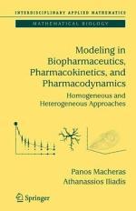 Modeling in Biopharmaceutics, Pharmacokinetics and Pharmacodynamics