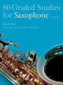 80 graded studies for saxophone: 47-80