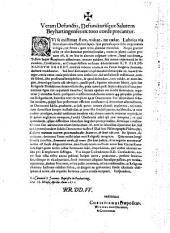 Veram Defunctis, Defuncturisque Salutem Beyhartingenses ex toto corde precantur: Qui se existimat stare, videat, ne cadat ... R.P. Ferdinandum Ehardt ...