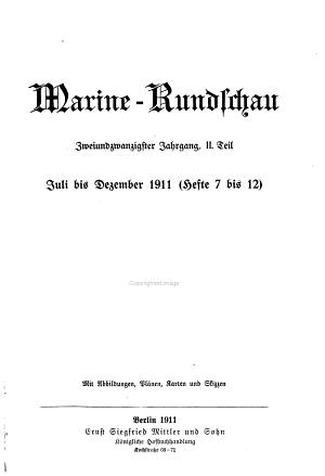Marine Rundschau PDF