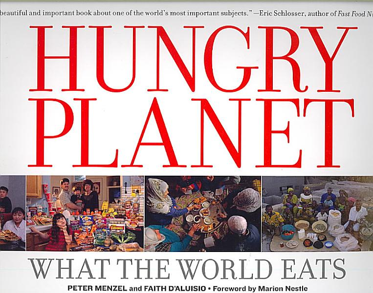 Download Hungry Planet Book