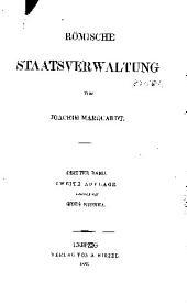 Handbuch der römischen alterthümer: Band 6