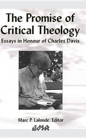 The Promise of Critical Theology: Essays in Honour of Charles Davis